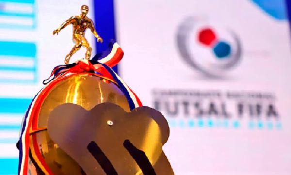 Las finales del Campeonato Nacional de Futsal se realizará después de Semana Santa