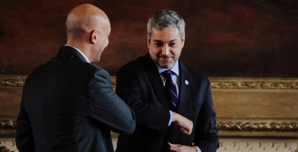 Abdo acepta la renuncia de Mazzoleni y nombra de forma interina a Borba