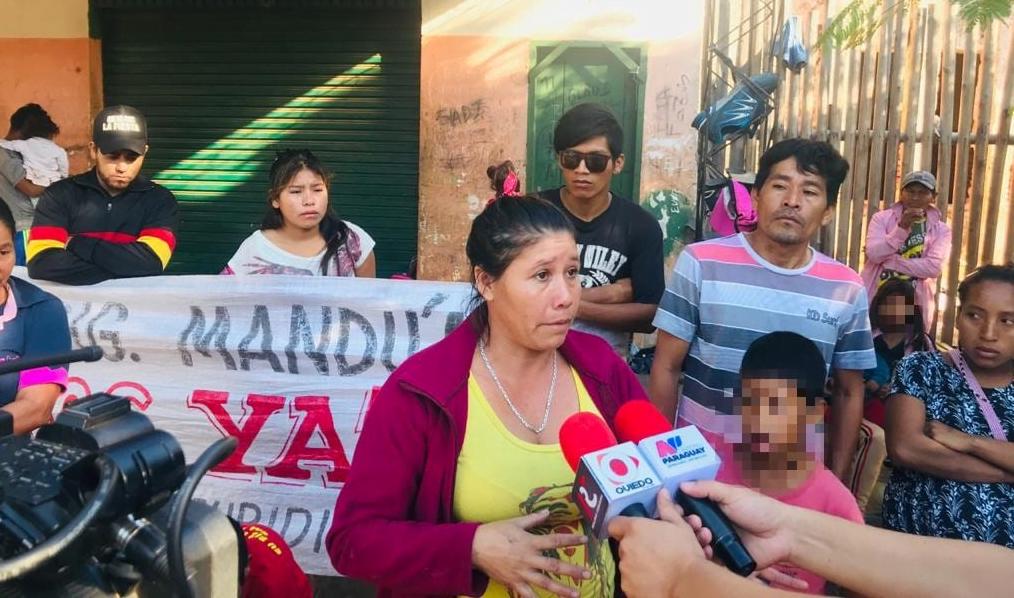 Ciudadanía ovetense está 'harta' de indígenas violentos que acaparan las calles