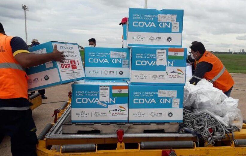 Salud firma contrato para compra de 2 millones de vacunas de India