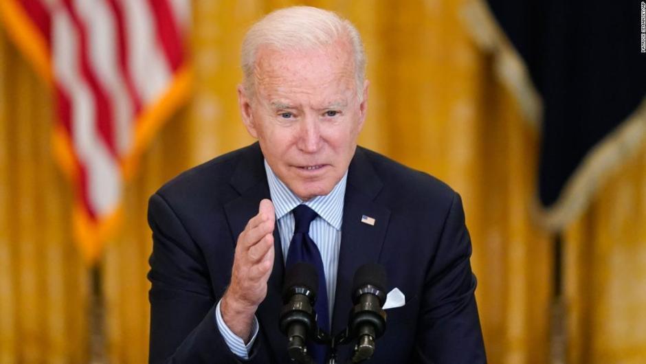 Biden anuncia que compartirán más vacunas contra el covid-19 con países de todo el mundo