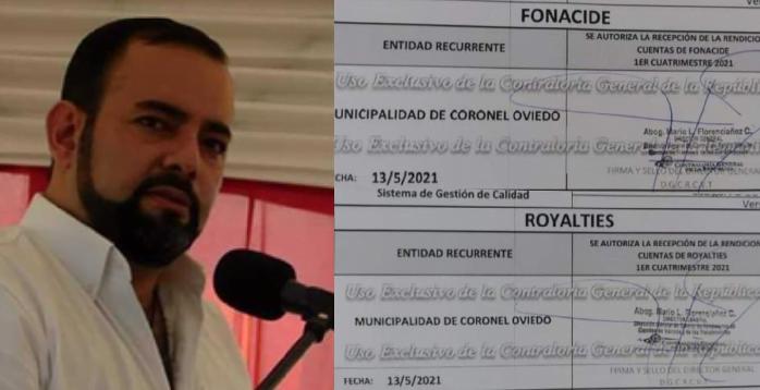Municipalidad presentó rendición de cuentas de Fonacide y Royalties