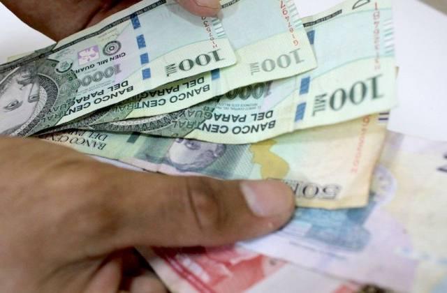 Salario mínimo subiría casi G. 100 mil la próxima semana