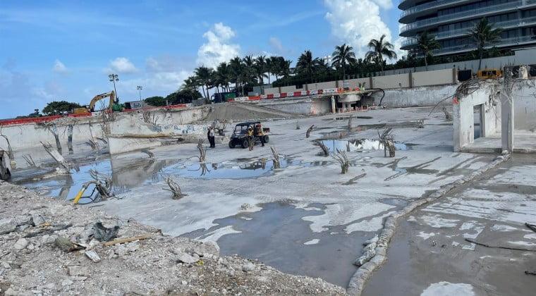 Víctimas del derrumbe de edificio en Miami-Dade recibirán al menos US$ 150 millones