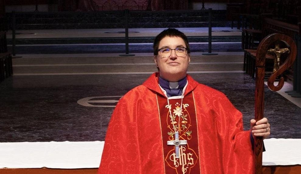 """Nombran a la primera """"obispa trans"""" en una Iglesia Evangélica Luterana de Estados Unidos"""