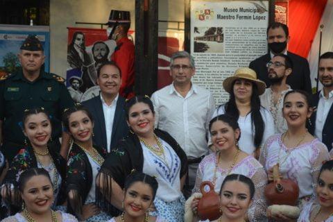 Gobernador participó en la inauguración de la Expo Paraqvaria en Villarrica