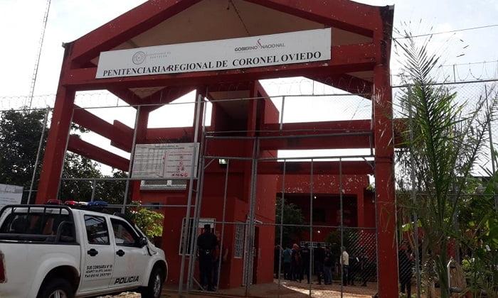 Hallan muerto a un recluso del Penal de Coronel Oviedo
