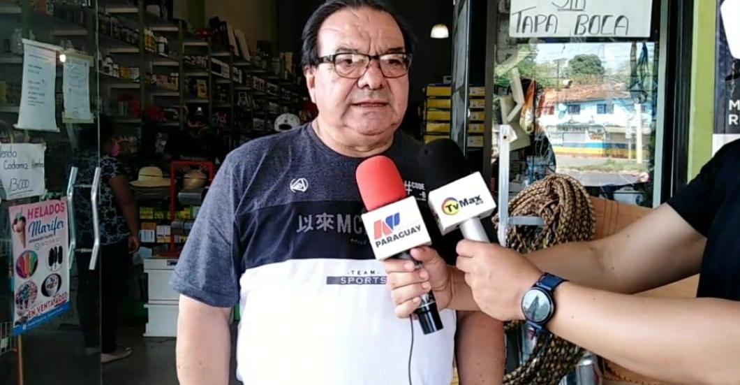 Delincuente robó dinero y joyas de una Agropecuaria en Coronel Oviedo