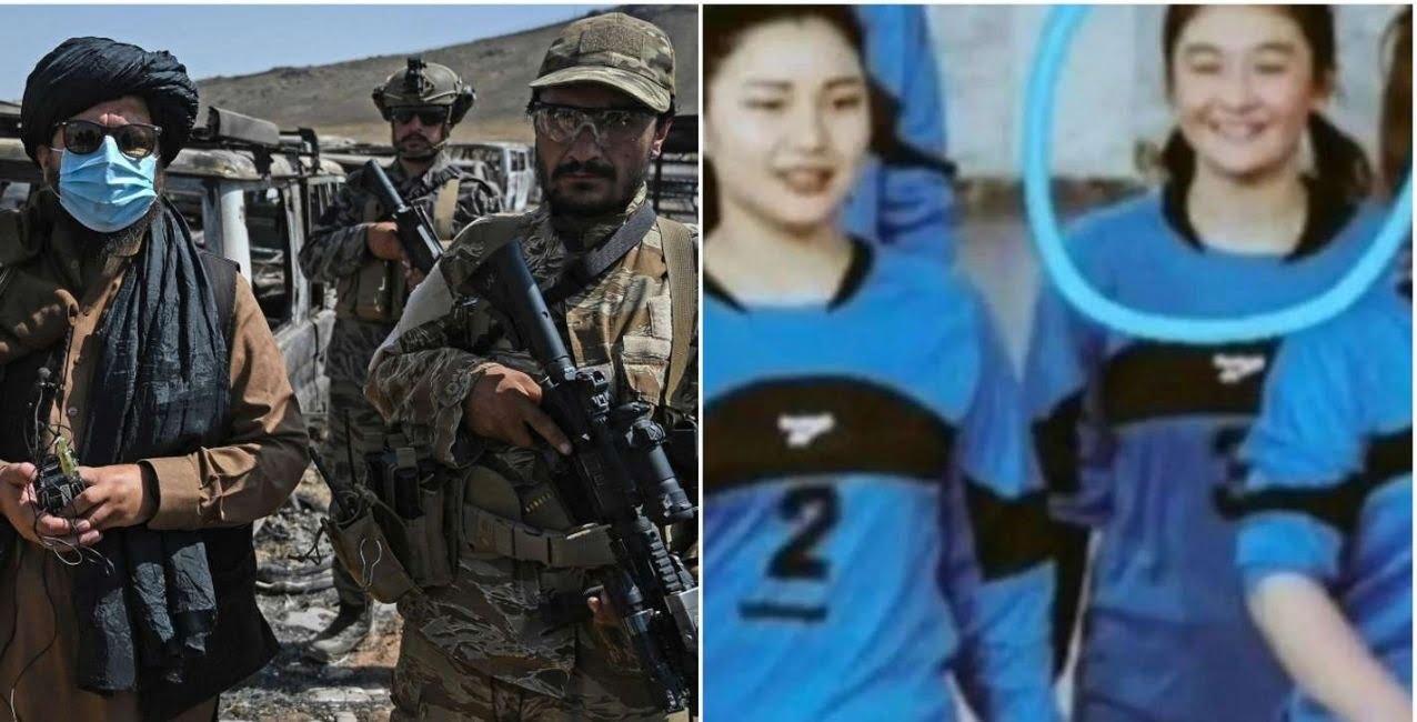 Talibanes decapitan a jugadora de vóleibol