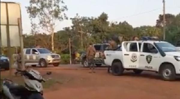 Pareja brasileña sufre secuestro exprés en Cerro Corá