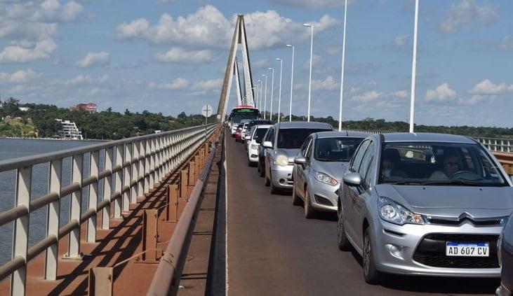 Reapertura del puente Encarnación-Posadas se estaría dando en el transcurso de esta mañana