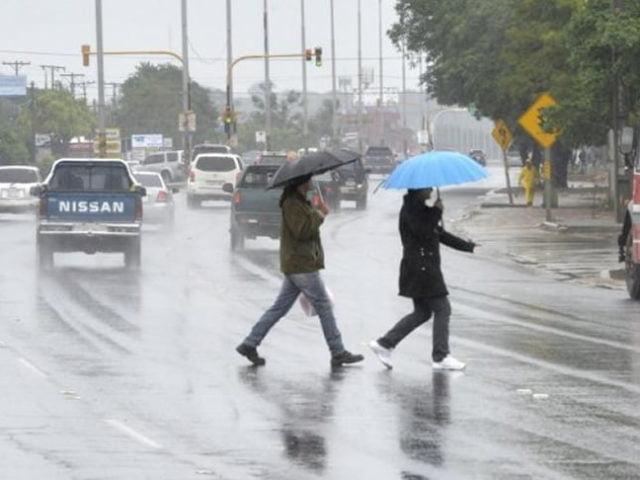 Lluvias y tormentas eléctricas para este sábado